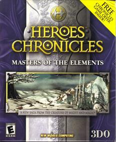 Heroes Chronicles: Chapter 3 - Masters of the Elements