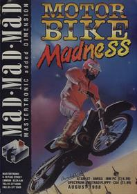 Motor Bike Madness - Advertisement Flyer - Front