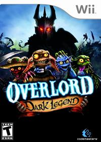 Overlord: Dark Legend - Box - Front