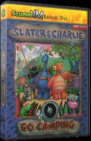 Slater & Charlie Go Camping - Box - 3D