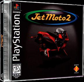 Jet Moto 2 - Box - 3D