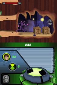 Ben 10: Alien Force - Screenshot - Gameplay