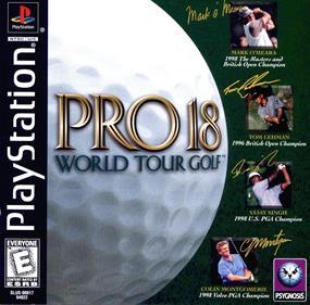 Pro 18: World Tour Golf