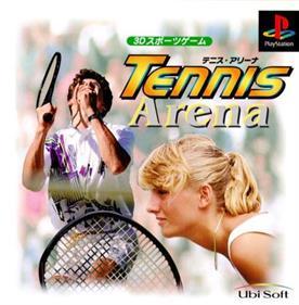 Tennis Arena - Box - Front