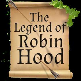 The Legend of Robin Hood - Clear Logo