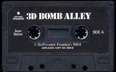 3D Bomb Alley - Cart - Front