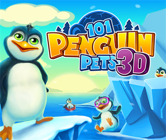 101 Penguin Pets 3D - Box - Front