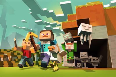 Minecraft: Windows 10 Edition - Fanart - Background