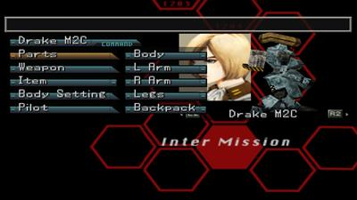 Front Mission 3 - Screenshot - Gameplay
