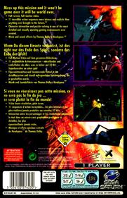 Darklight Conflict - Box - Back