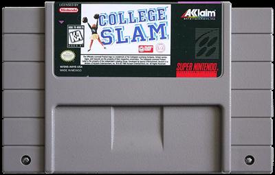 College Slam - Fanart - Cart - Front