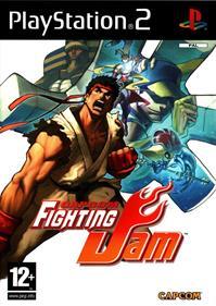 Capcom Fighting Evolution - Box - Front
