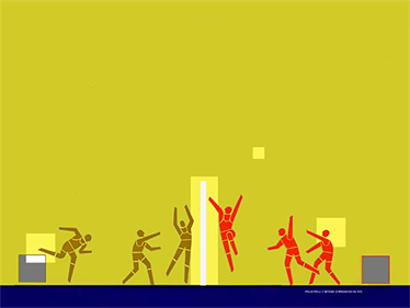 Volleyball - Screenshot - Gameplay
