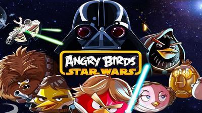 Angry Birds: Star Wars - Fanart - Background