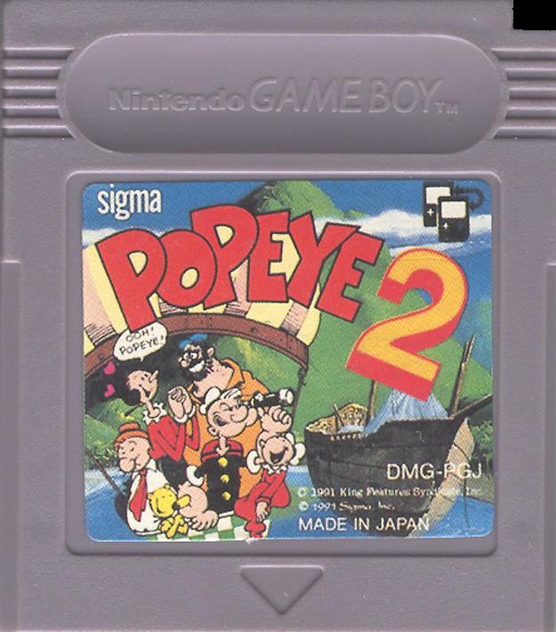 Popeye 2 Details - LaunchBox Games Database