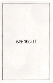 Breakout - Box - Front