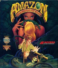 Amazon: Guardians of Eden