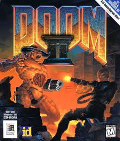 DOOM II - Box - Front