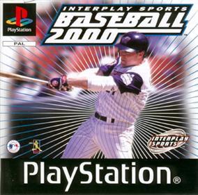 Interplay Sports Baseball 2000 - Box - Front