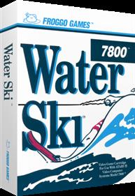 Water Ski - Box - 3D