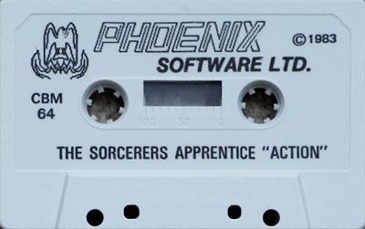 The Sorcerer's Apprentice - Cart - Front