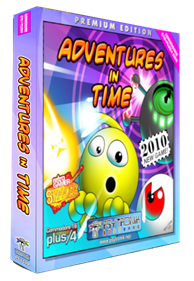 Adventures in Time - Box - 3D