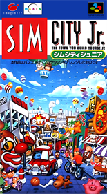 Sim City Jr: The Town You Build Yourself!