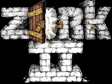 Zork II: The Wizard of Frobozz - Clear Logo