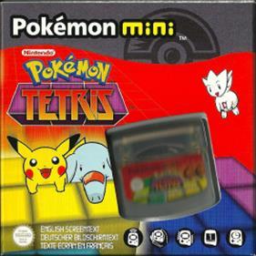 Pokemon Shock Tetris
