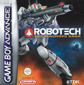 Robotech: The Macross Saga - Box - Front