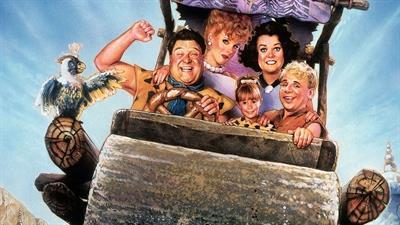 The Flintstones - Fanart - Background