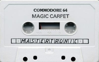 Magic Carpet - Cart - Front