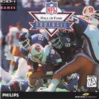 NFL Hall of Fame Football