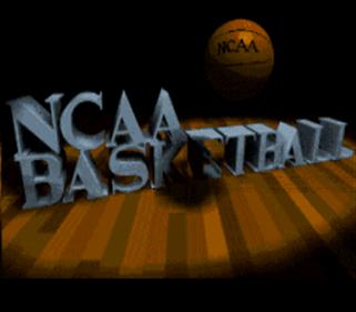 NCAA Basketball - Screenshot - Game Title