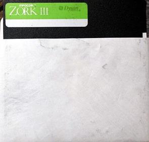 Zork III: The Dungeon Master - Disc