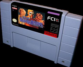 WCW SuperBrawl Wrestling - Cart - 3D