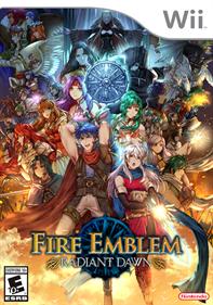 Fire Emblem: Radiant Dawn - Fanart - Box - Front