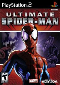 Ultimate Spider-Man - Box - Front