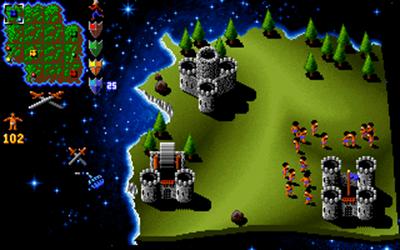 Mega lo Mania - Screenshot - Gameplay