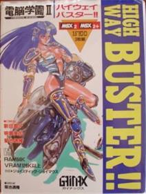 Cybernetic Hi-School Part 2 - Highway Buster