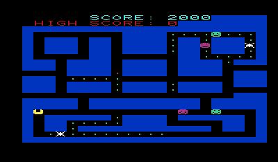 Chomper Man - Screenshot - Gameplay