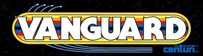 Vanguard - Arcade - Marquee