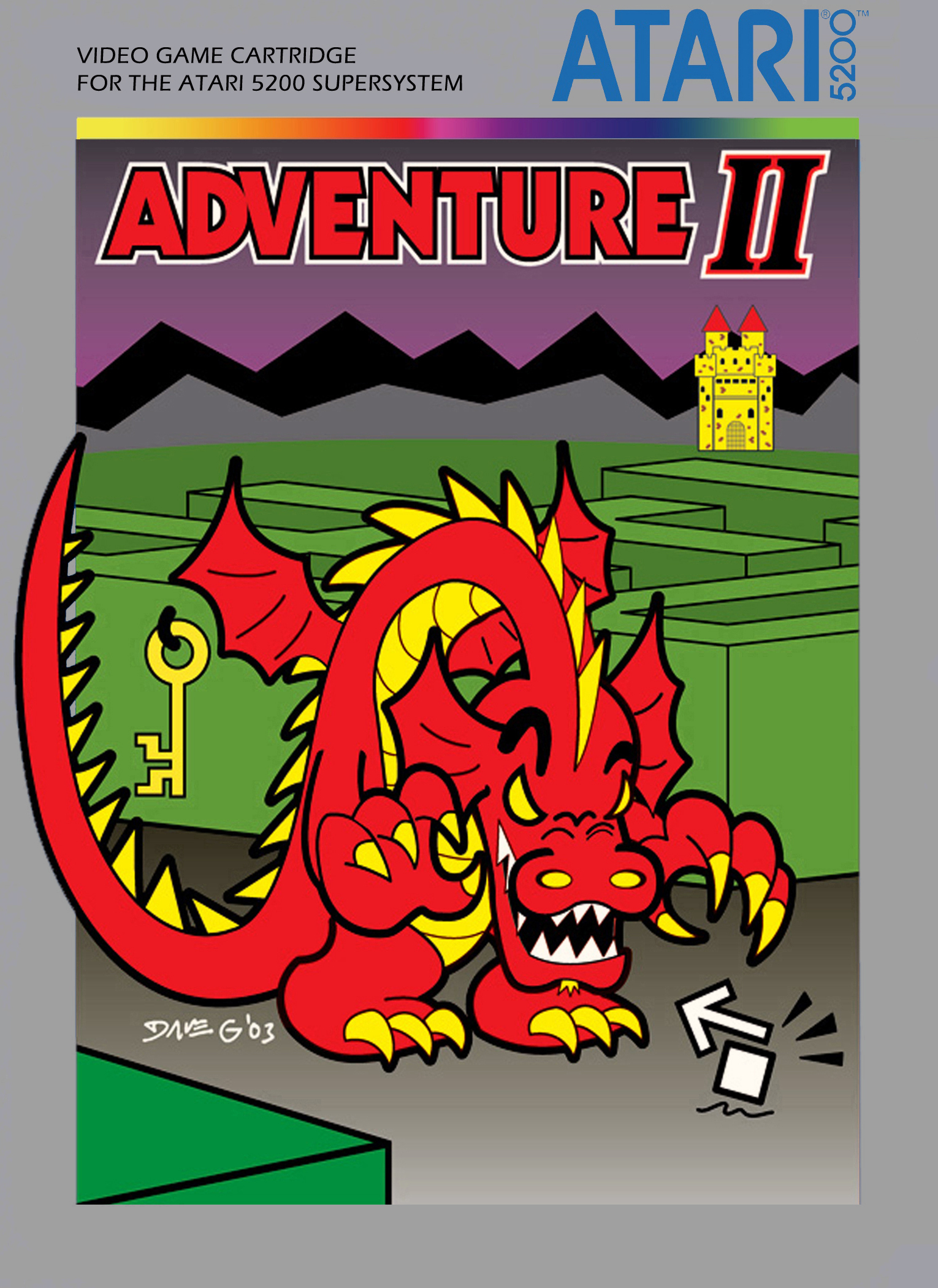 Adventure Ii Details Launchbox Games Database