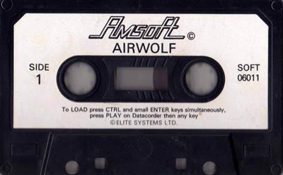 Airwolf - Cart - Front