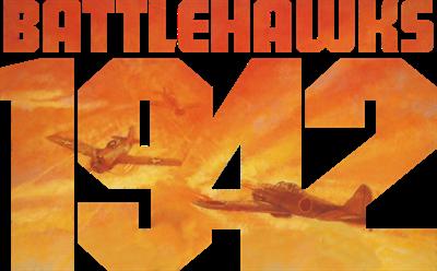 Battlehawks 1942 - Clear Logo