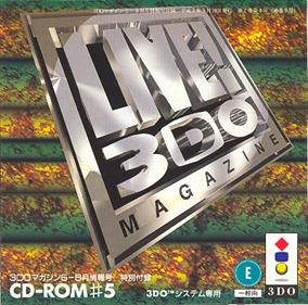 Live! 3DO Magazine CD-ROM #05