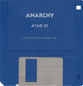 Anarchy - Disc