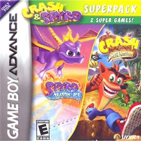 Crash & Spyro Superpack: Crash Bandicoot: The Huge Adventure/Spyro: Season of Ice