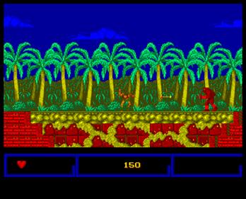 Aztex - Screenshot - Gameplay