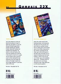 Virtua Hamster - Advertisement Flyer - Front